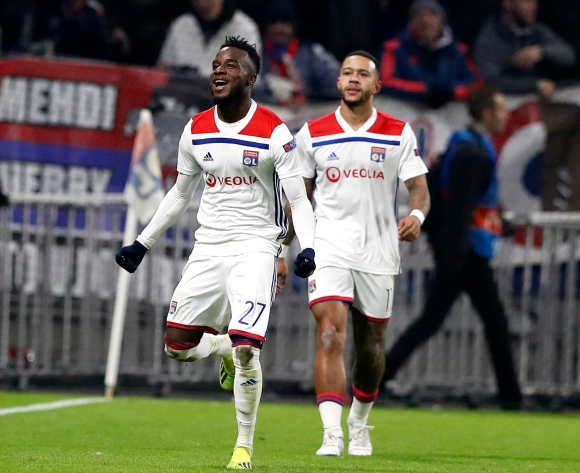 WATCH: Maxwel Cornet grabs the headlines in Lyon