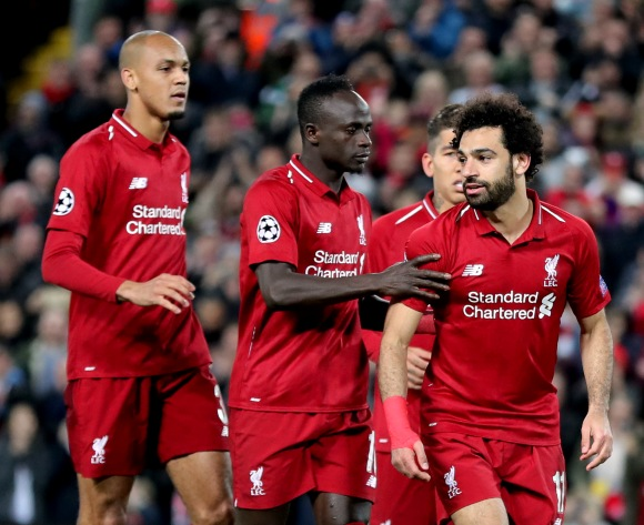 WATCH: Egyptian Mohamed Salah score the winning goal for as Liverpool beat Fulham
