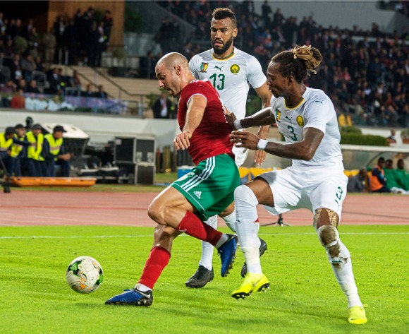 Morocco on verge of qualifying after downing Cameroon