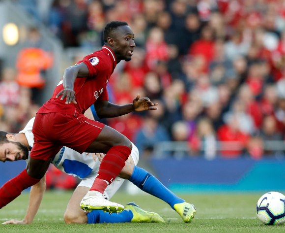 Naby Keita settling into life at Anfield