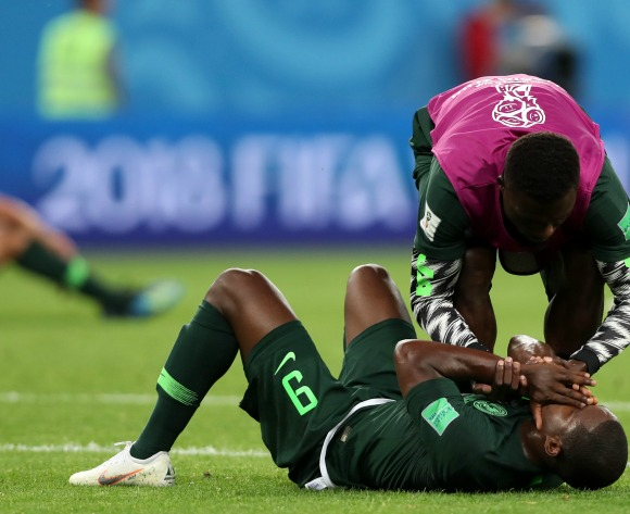 Ighalo's team relegated in China