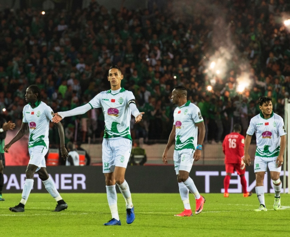 Raja Casablanca grab first-leg advantage against Vita Club