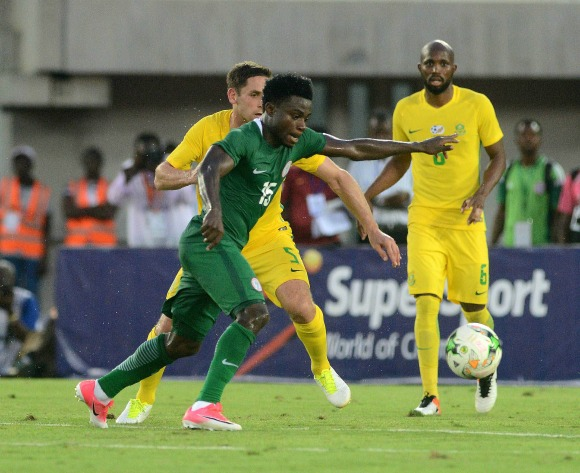 VIDEO: Relive Nigeria 0-2 South Africa
