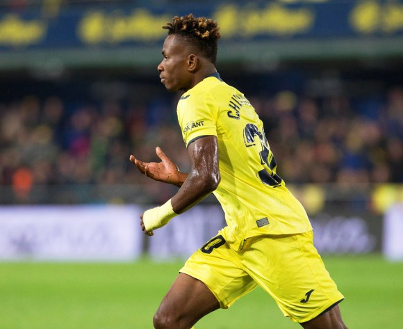 Samuel Chukwueze surprised with Villarreal cameo