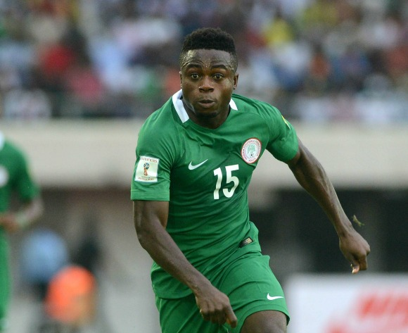 Moses Simon: It's good to be back with Nigeria