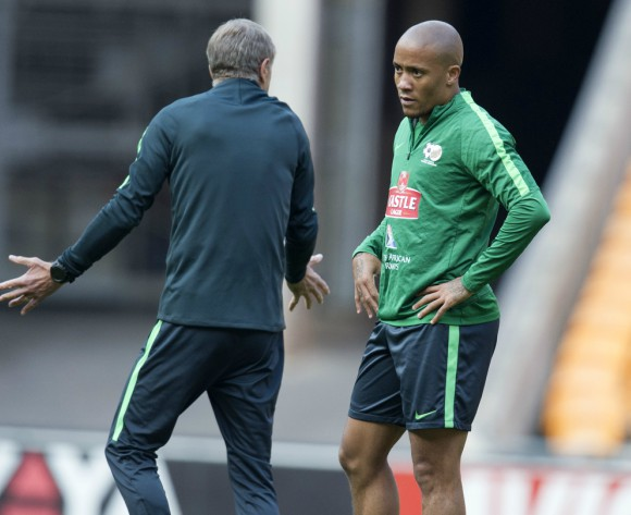 SA coach warns against overconfidence versus Nigeria