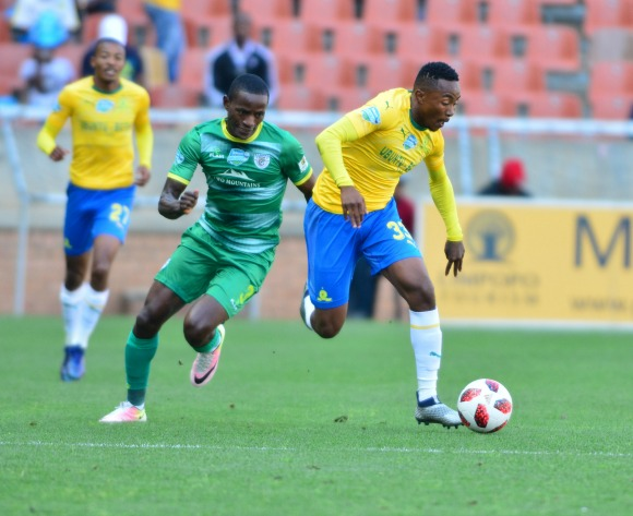 Sundowns in shock Telkom Knockout exit