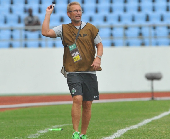 Godwin Izilien calls for Super Falcons coach to be axed