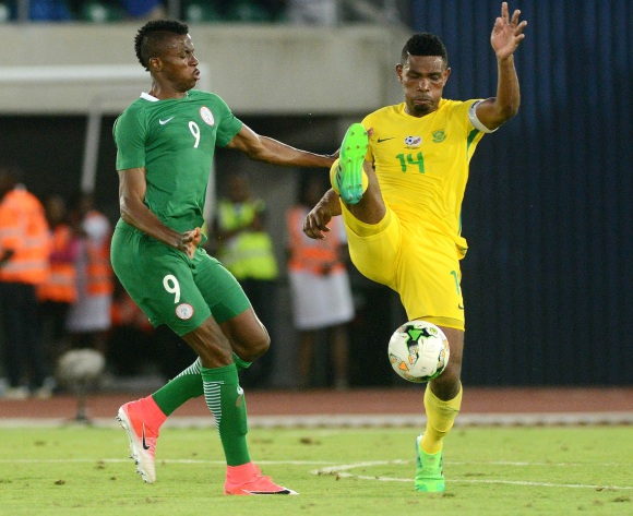 2019 AFCON Qualifier: South Africa 1-1 Nigeria - AS IT HAPPENED