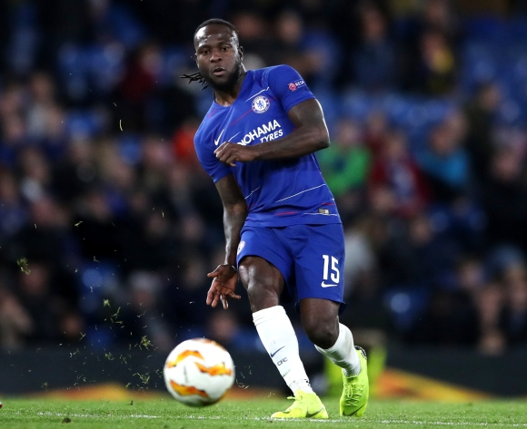 Maurizio Sarri unsure of Victor Moses' future at Chelsea