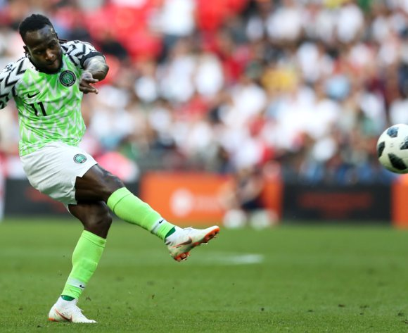 Gernot Rohr: Victor Moses too young to retire