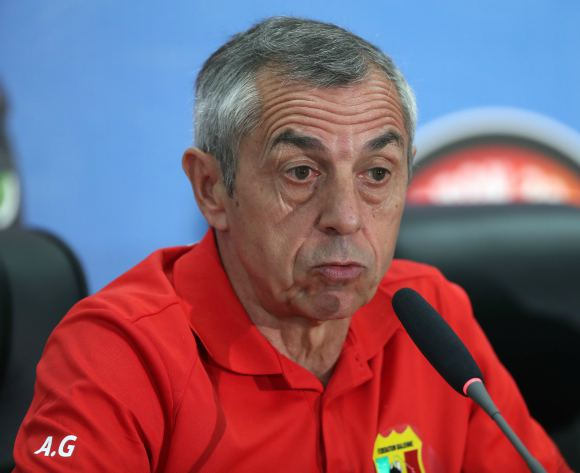 Alain Giresse appointed new Tunisia head coach