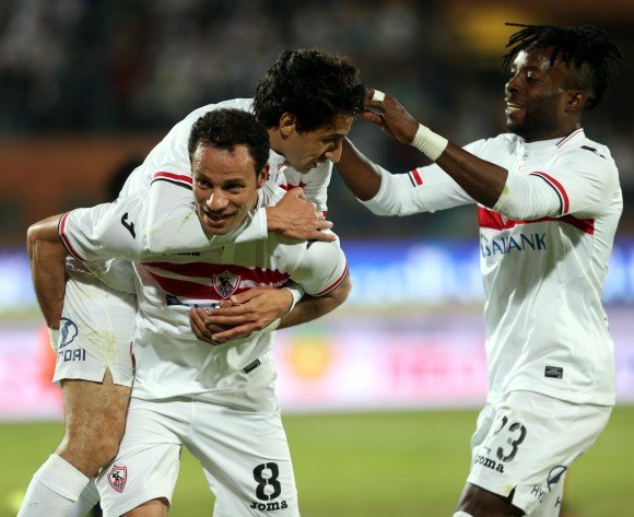 VIDEO: Zamalek cement top spot on Egyptian Premier League log