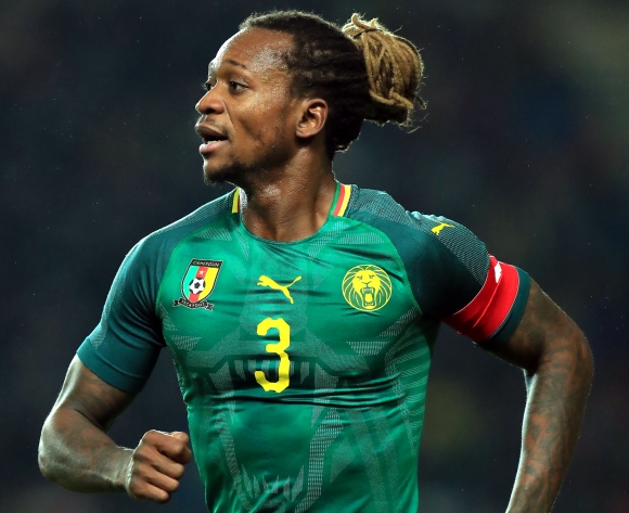 I came back to play for Cameroon out of love – Gaetan Bong