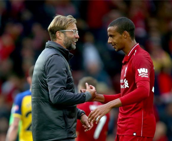 Joel Matip dismisses Fenerbahce speculation