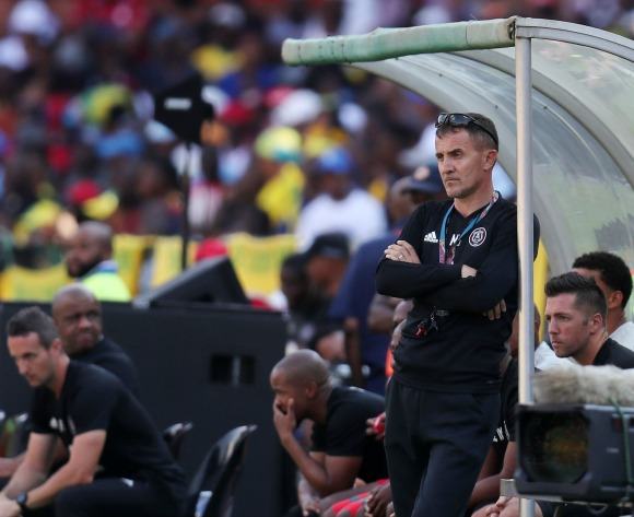Pirates coach confident of Champions League progress