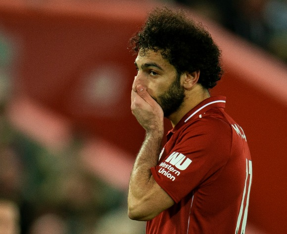 Benitez laments soft Salah penalty