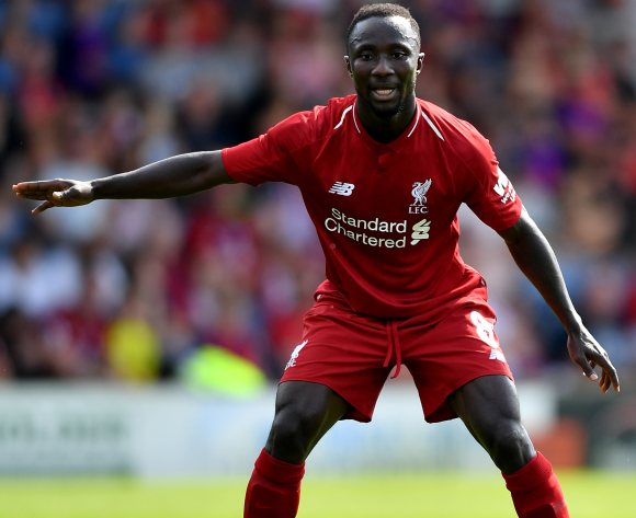 Liverpool skipper with praise for Naby Keita