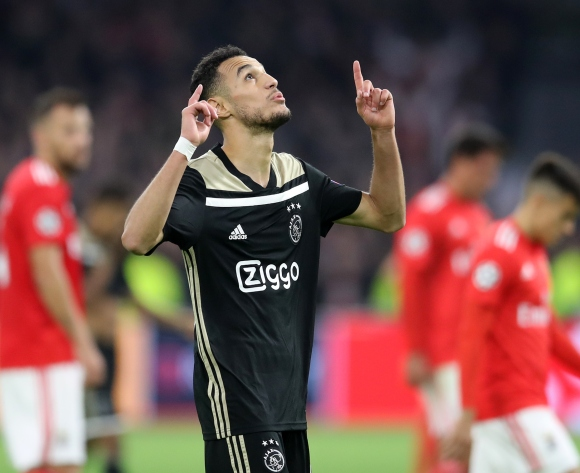 Noussair Mazraoui named Eredivisie Talent of the Month