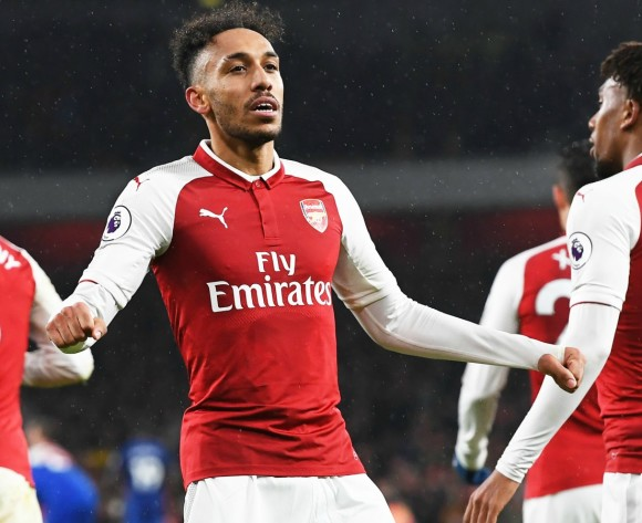 Aubameyang can clinch EPL golden boot, says Emery