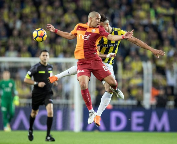 Newcastle linked with Algerian star Sofiane Feghouli