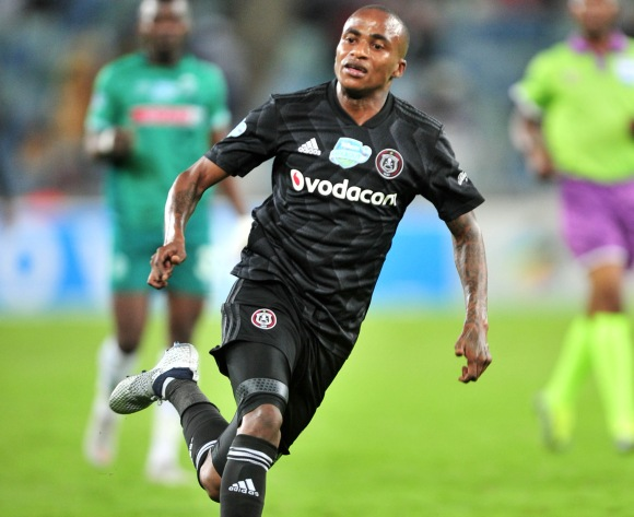 Pirates ace Lorch: Baroka deserve our respect