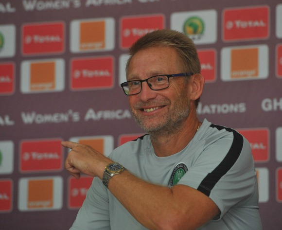 Super Falcons coach: We will work hard ahead of World Cup
