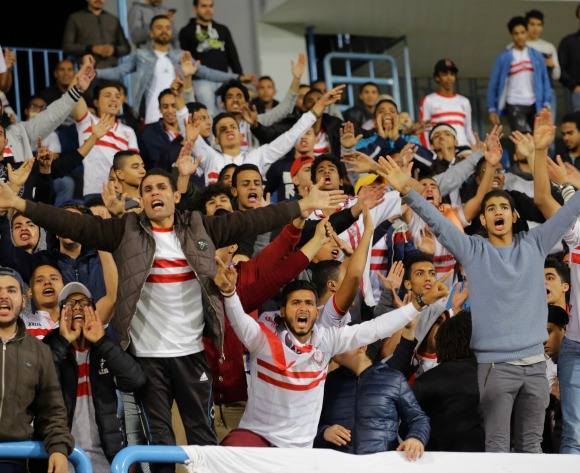 WATCH: Zamalek extend lead atop Egyptian PL log
