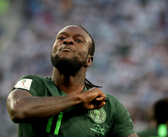 Victor Moses to make Super Eagles return?