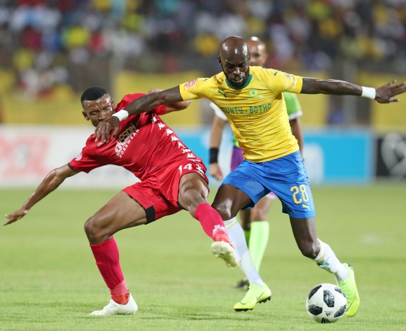 Mamelodi Sundowns beat stubborn Highlands Park