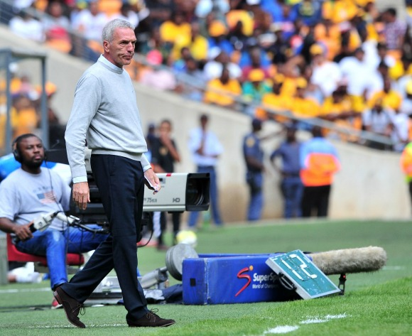 Middendorp acknowledges Chiefs' scoring woes