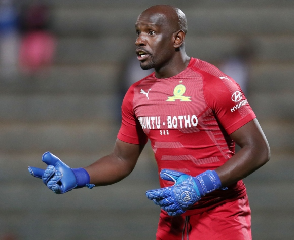Don't compare Khune and Onyango, says Mweene