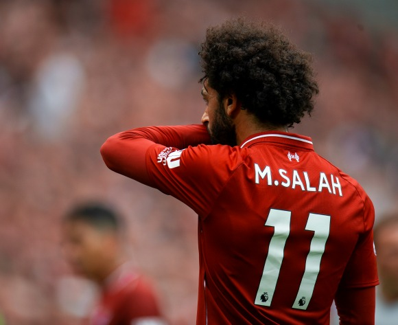 Salah clinches PFA Player of the Month award