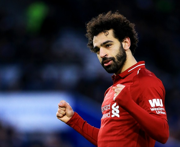 WATCH: Mohamed Salah Score Again For Liverpool