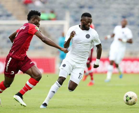 South Africans beat Guinean champions