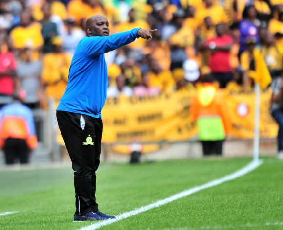 Sundowns gaffer Mosimane delights in win over rivals Chiefs