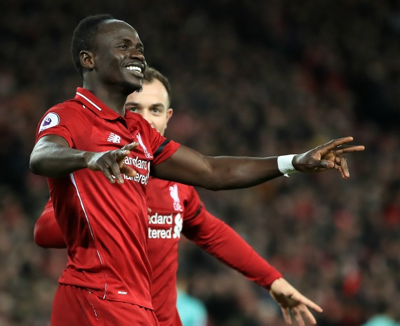 WATCH: Sadio Mane Score a 93rd minute winner