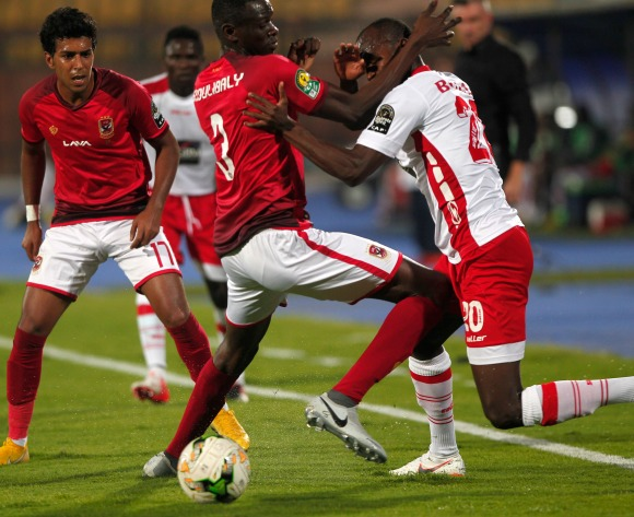 Salif Coulibaly dumps Al Ahly for the Iraqi top division