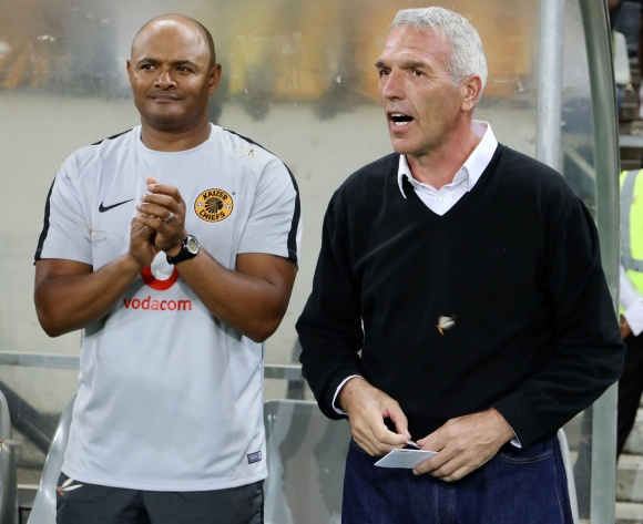 Chiefs coach Middendorp just happy to progress