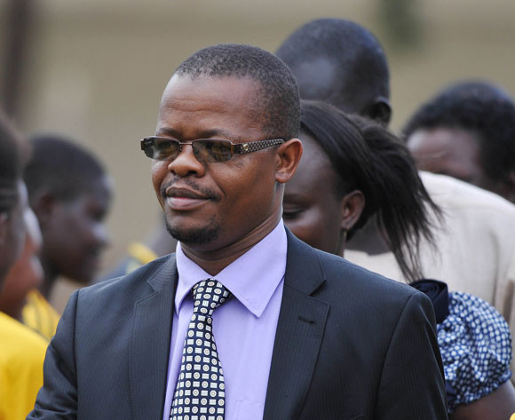 FUFA president Magogo has big plans for Ugandan football
