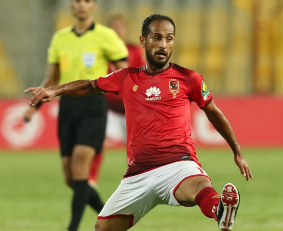 Al Ahly's Walid Soliman sidelined for five weeks