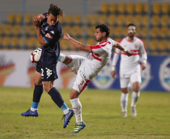 WATCH: Pyramids hold Egyptian giants Zamalek in thriller