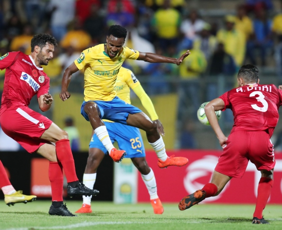 Sundowns claim Wydad scalp in Tshwane