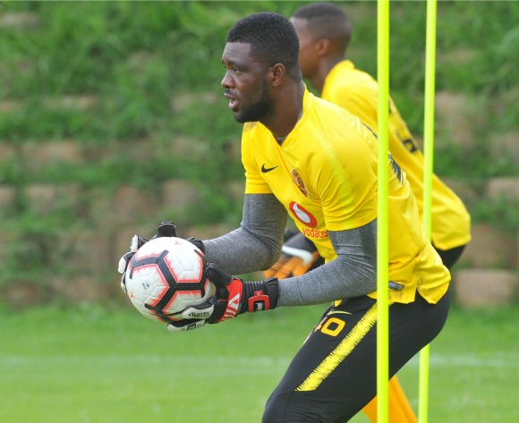 Daniel Akpeyi to start Soweto Derby?