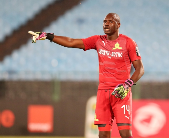 Sundowns sweat on Onyango