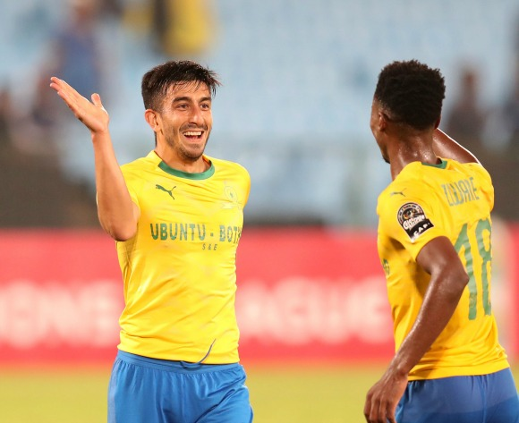 Sundowns make hard work of ASEC test