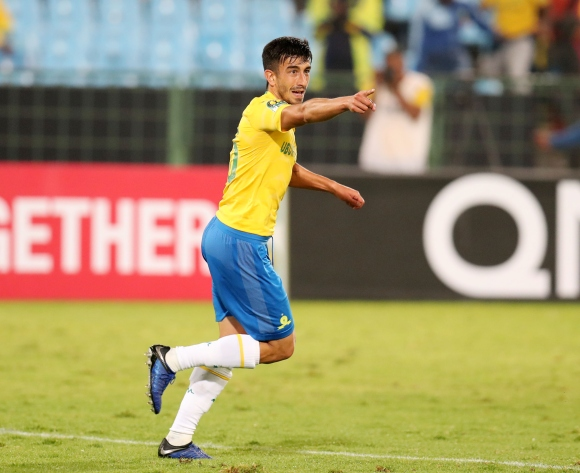 Sundowns coach impressed with Tade's composure