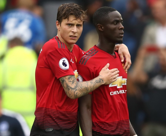Eric Bailly happy for Victor Lindelof