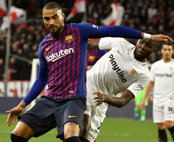 Prince Boateng the latest player targeted by thieves