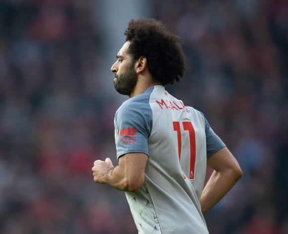 Salah focussed on ending Liverpool's trophy drought